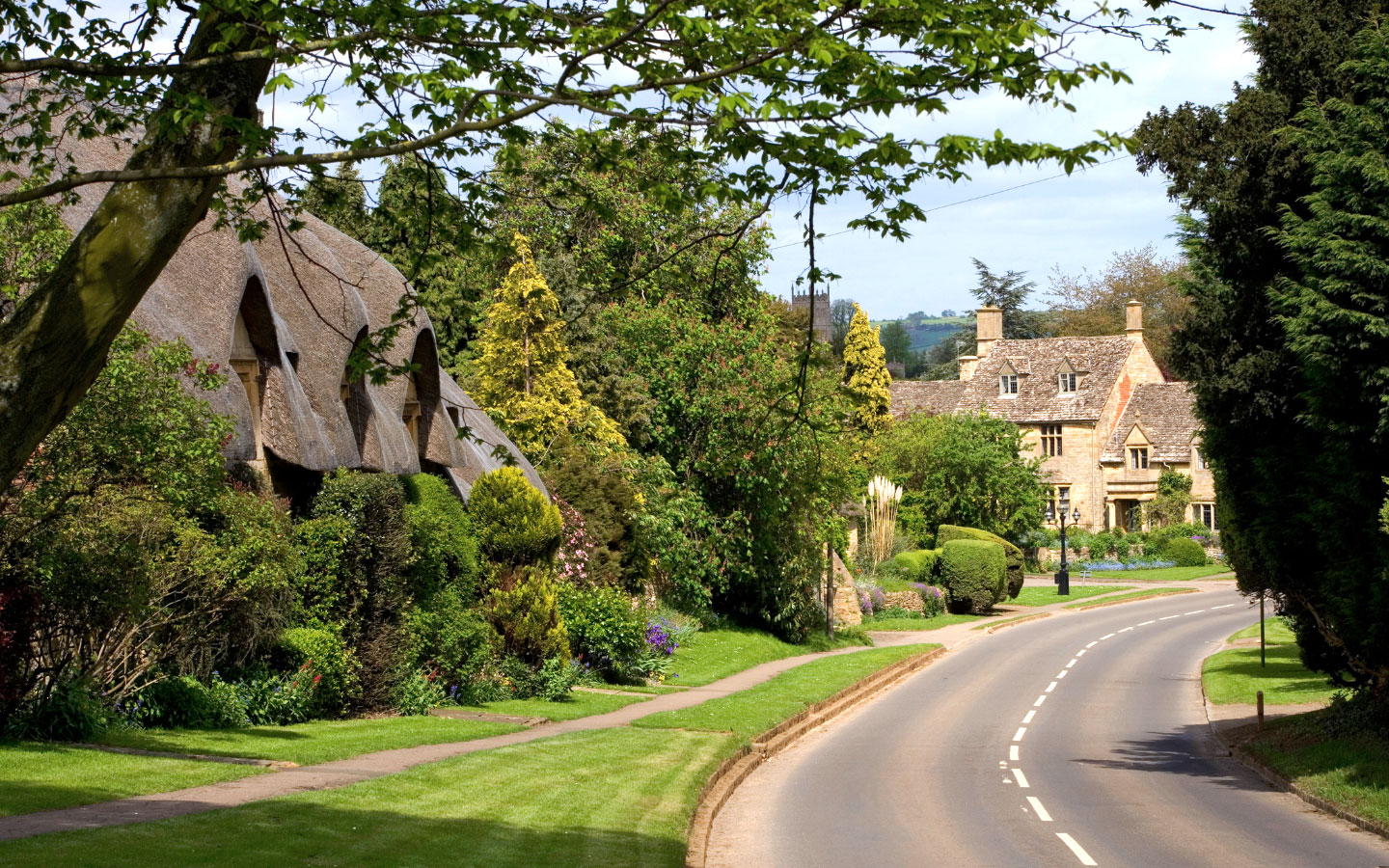 Chipping Campden cottages [photo credit Canva]