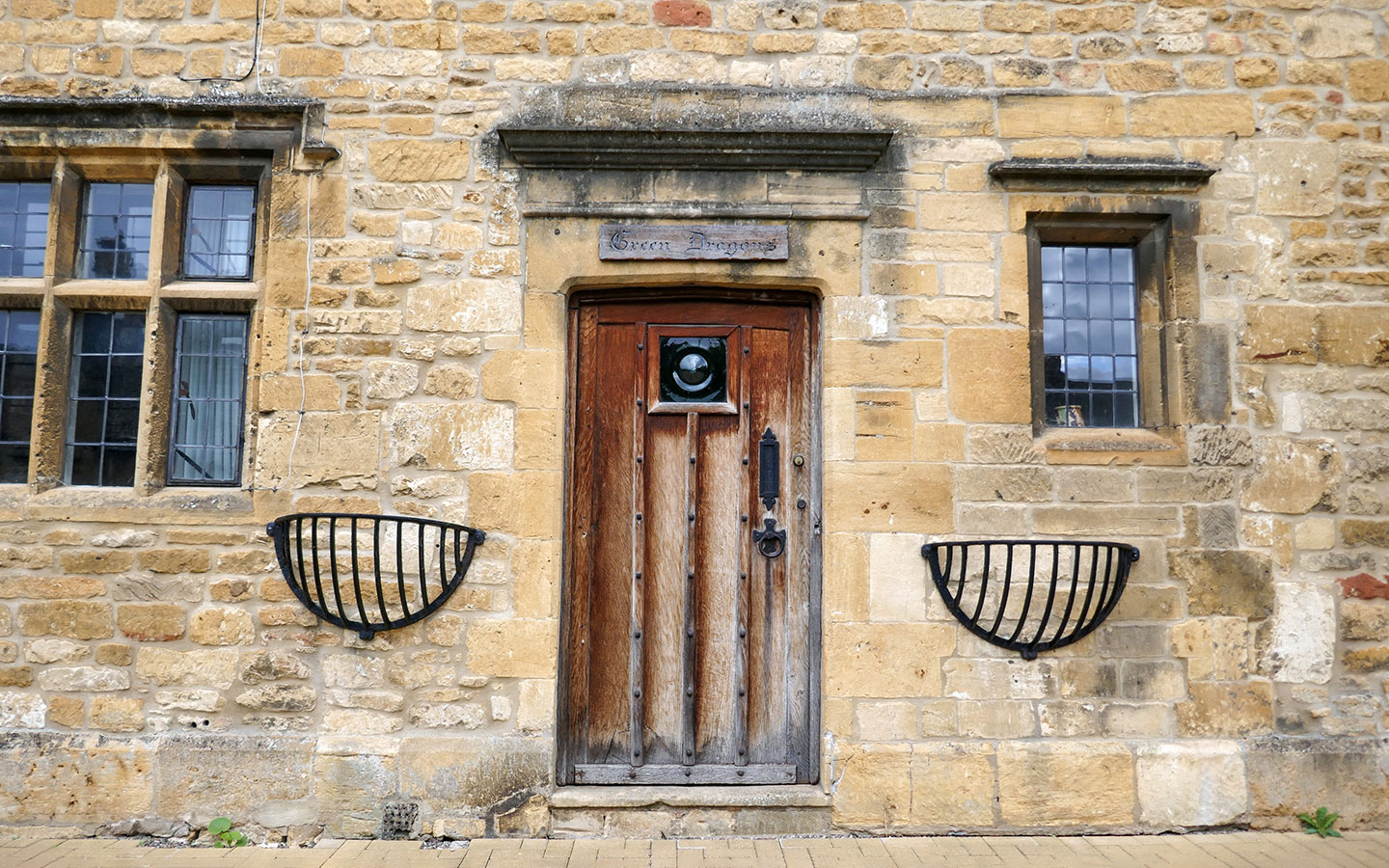 Buildings in Chipping Campden High Street
