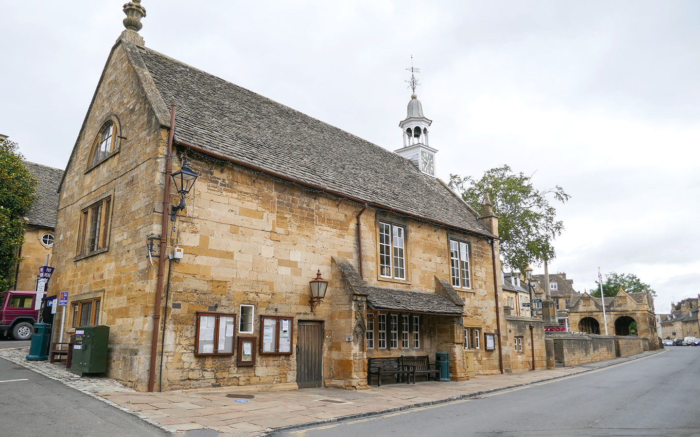 Chipping Campden's Town Hall
