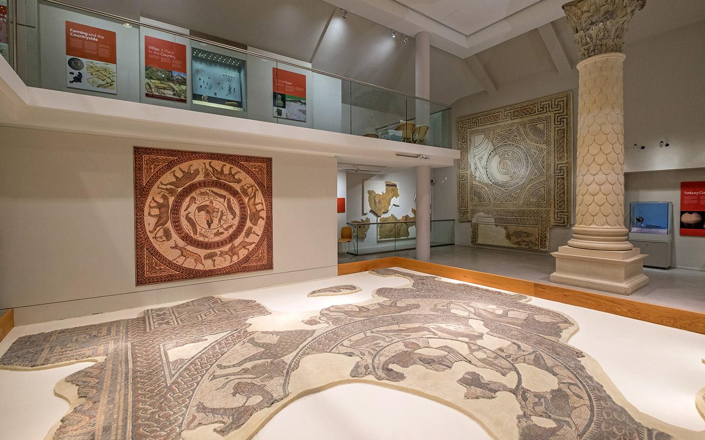 Cirencester's Corinium Museum