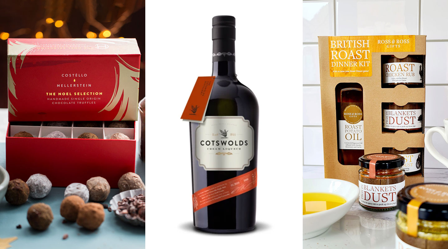 Cotswold food and drink gifts