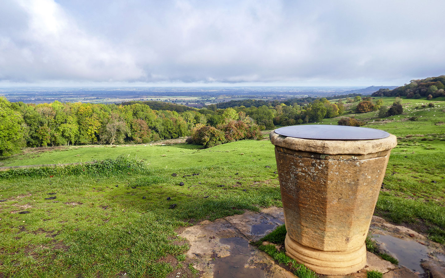 Dover's Hill near Chipping Campden