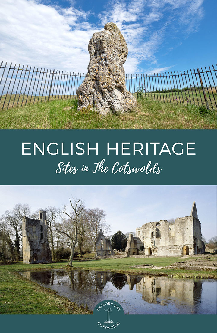 English Heritage sites in the Cotswolds – 15 historic places to visit in the Cotswolds including Neolithic burial mounds, Roman villas and abbey ruins | Things to do in the Cotswolds | Cotswold history | English Heritage places to visit