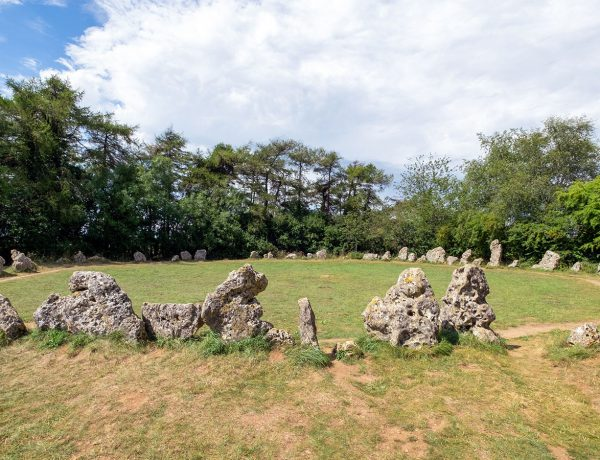 King's Men at the Rollright Stones – English Heritage sites in the Cotswolds