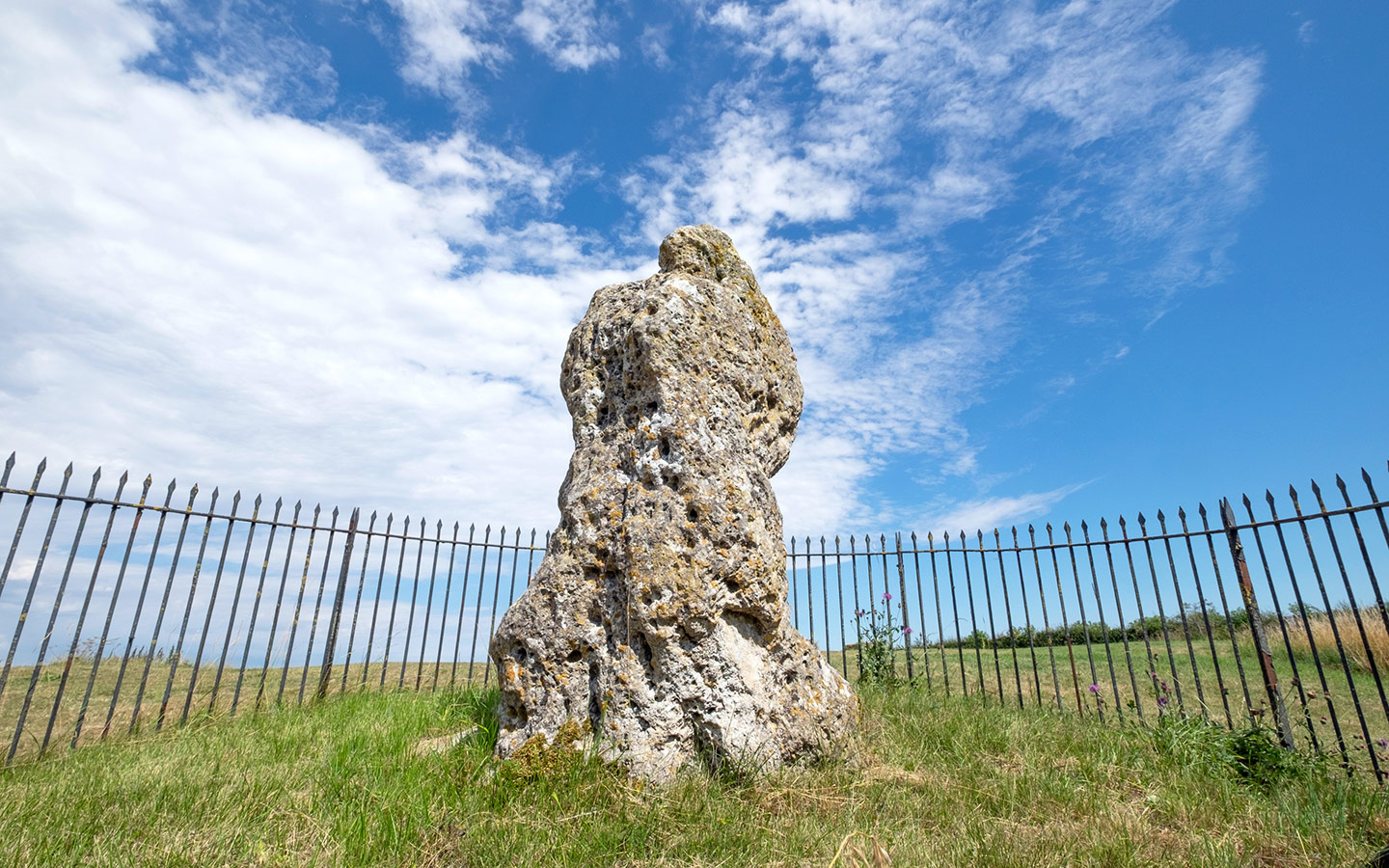 The King's Stone at the Rollright Stones