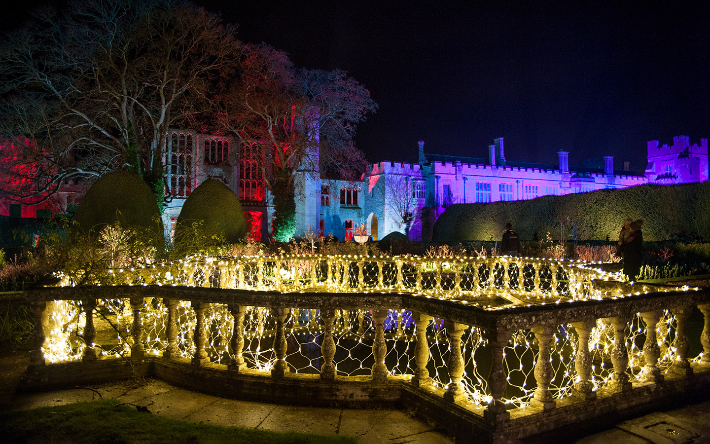 Winter in the Cotswolds: The Spectacle of Light at Sudeley Castle