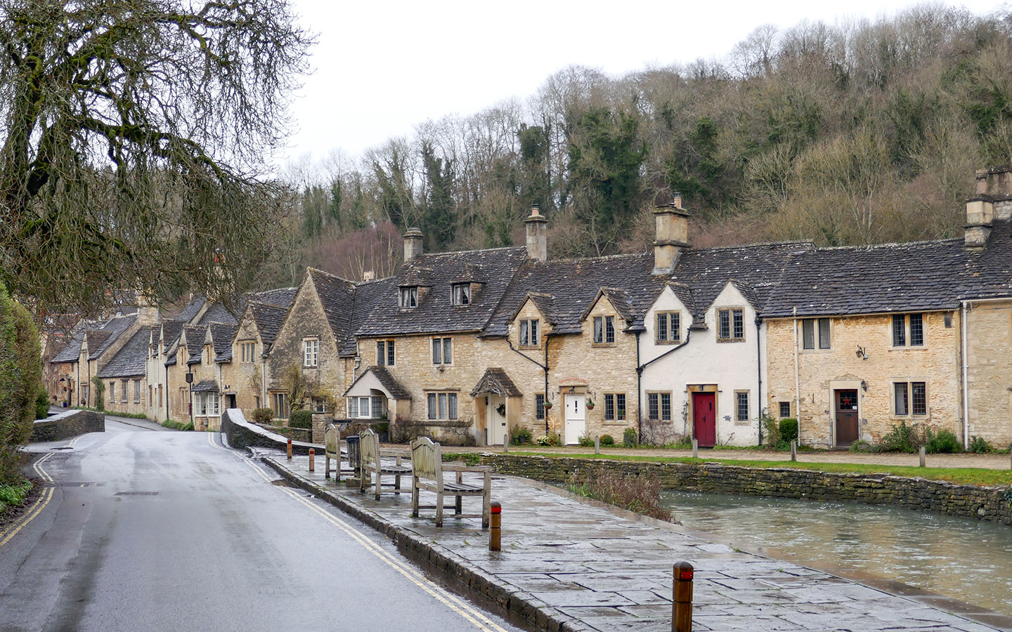 The By Brook, Castle Combe