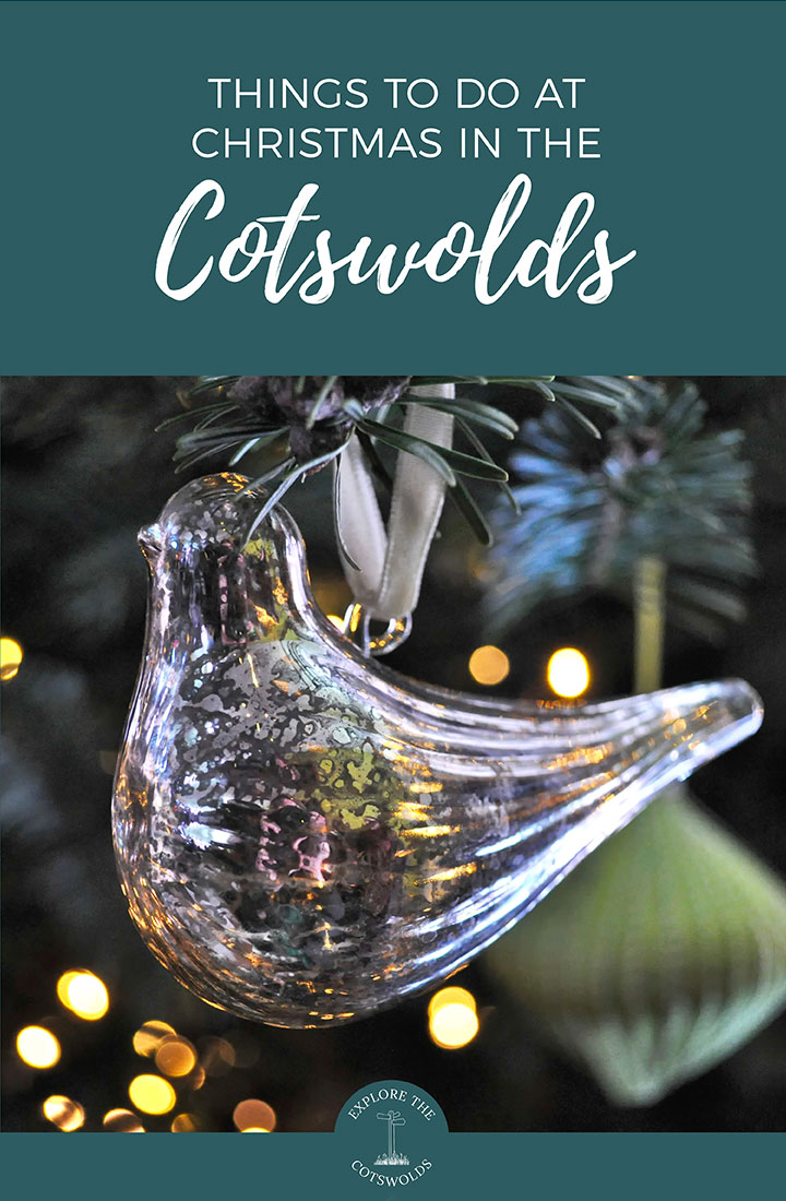 The best things to see and do at Christmas in the Cotswolds in 2020, from light shows and pantos to steam train rides and winter walks | Christmas in the Cotswolds | Cotswolds Christmas | Winter in the Cotswolds | Christmas events in the Cotswolds