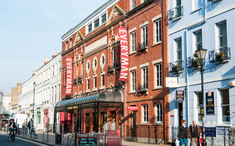 The Everyman Theatre, Cheltenham [photo credit Canva]