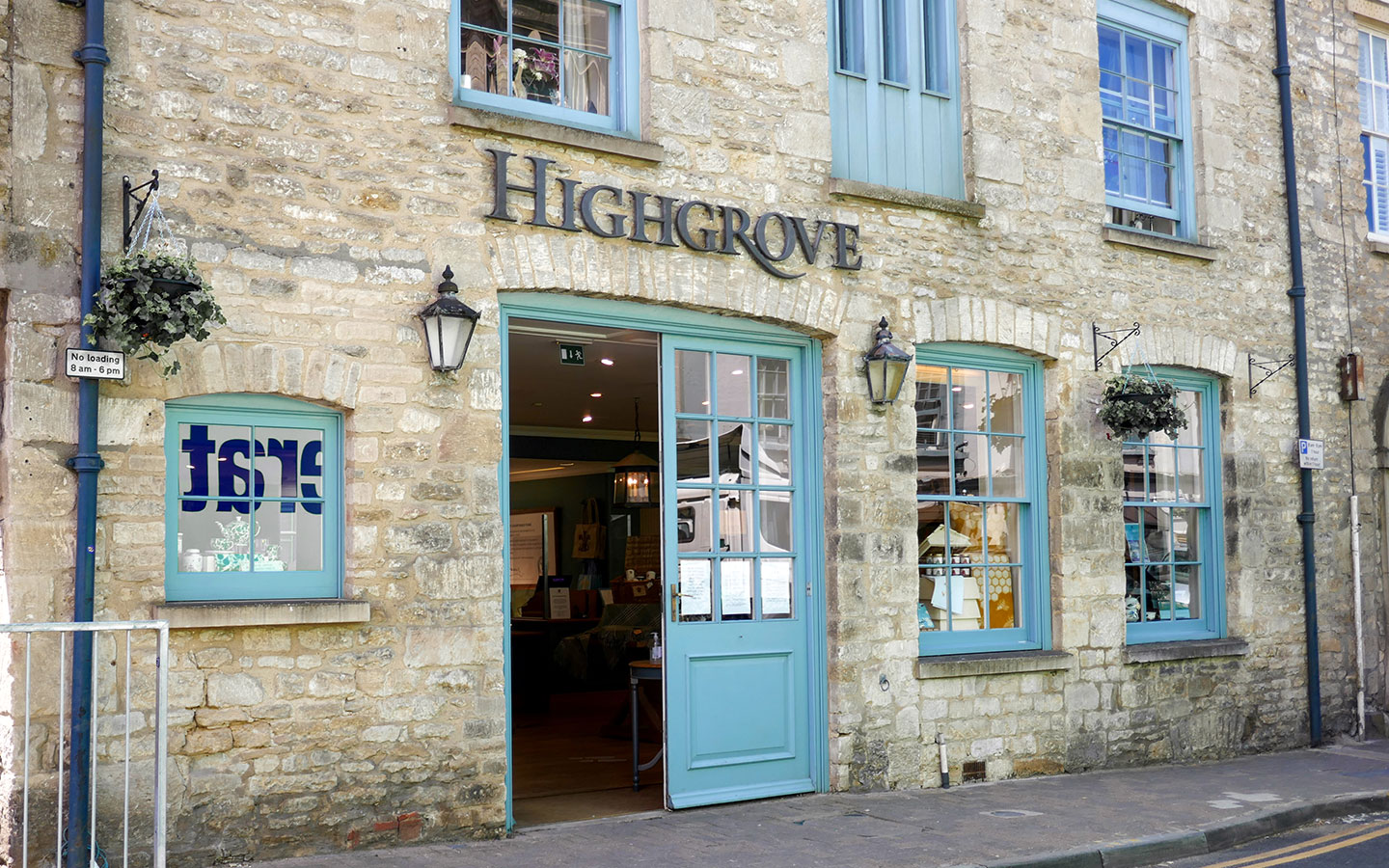 The Highgrove Shop in Tetbury, Cotswolds