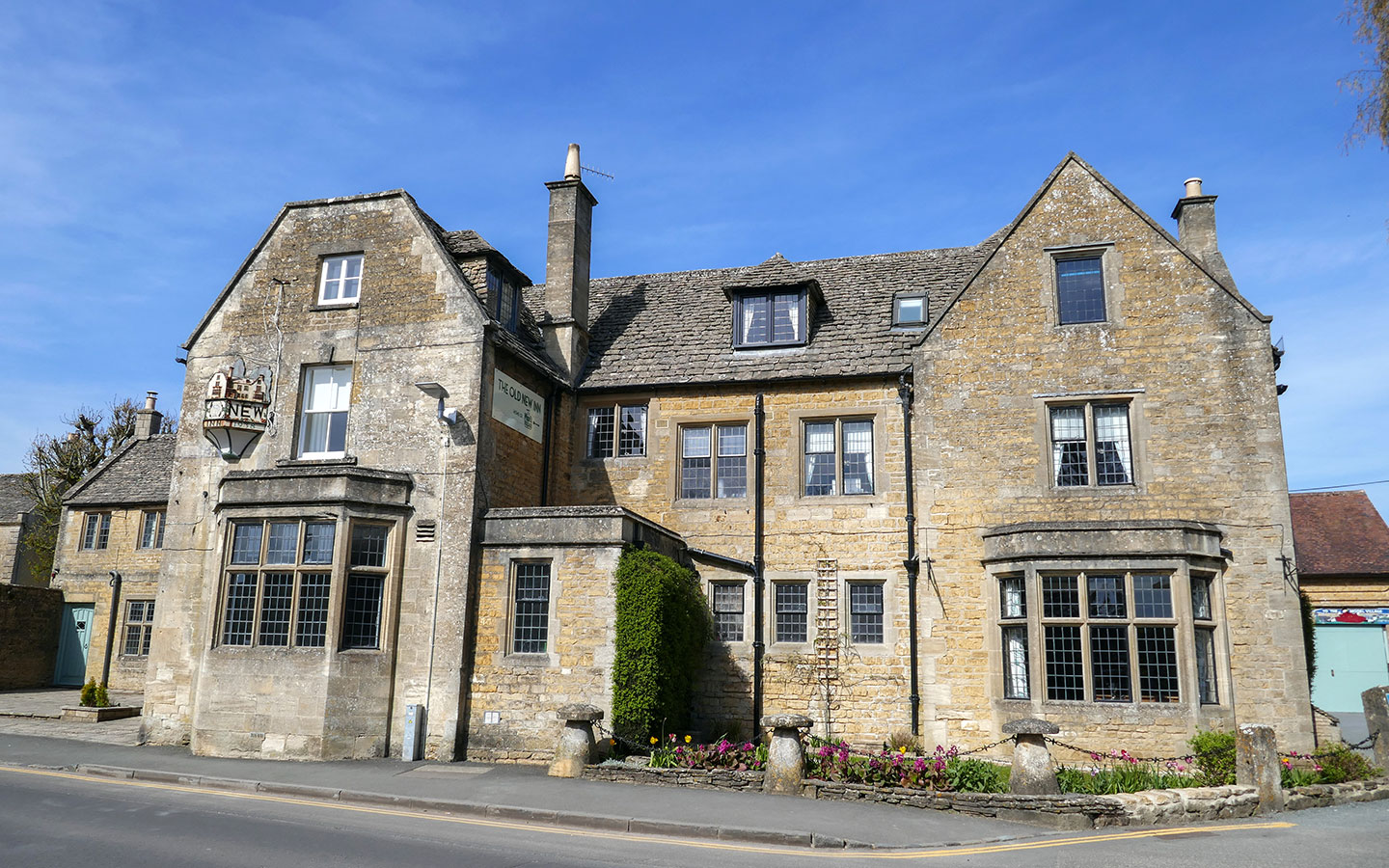 The Old New Inn in Bourton-on-the-Water