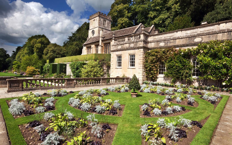 Dyrham Park, a 17th-century stately home north of Bath