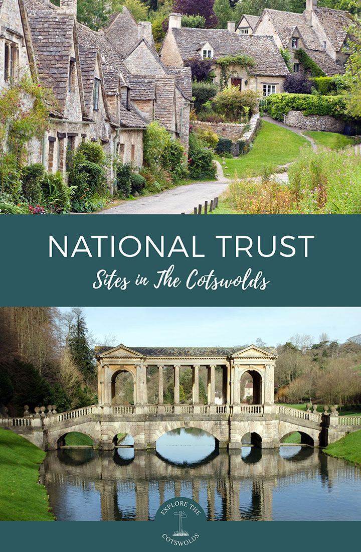 National Trust sites in the Cotswolds – 23 places to visit in the Cotswolds including country houses, parks, gardens and historic sites | Things to do in the Cotswolds | Cotswold history | Cotswold country houses | Cotswold gardens | National Trust places to visit