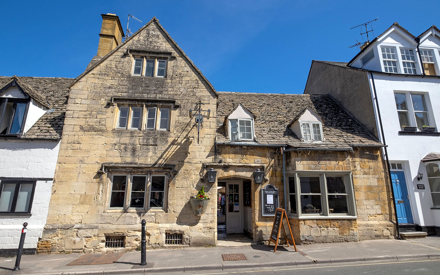 The Lion Inn in Winchcombe