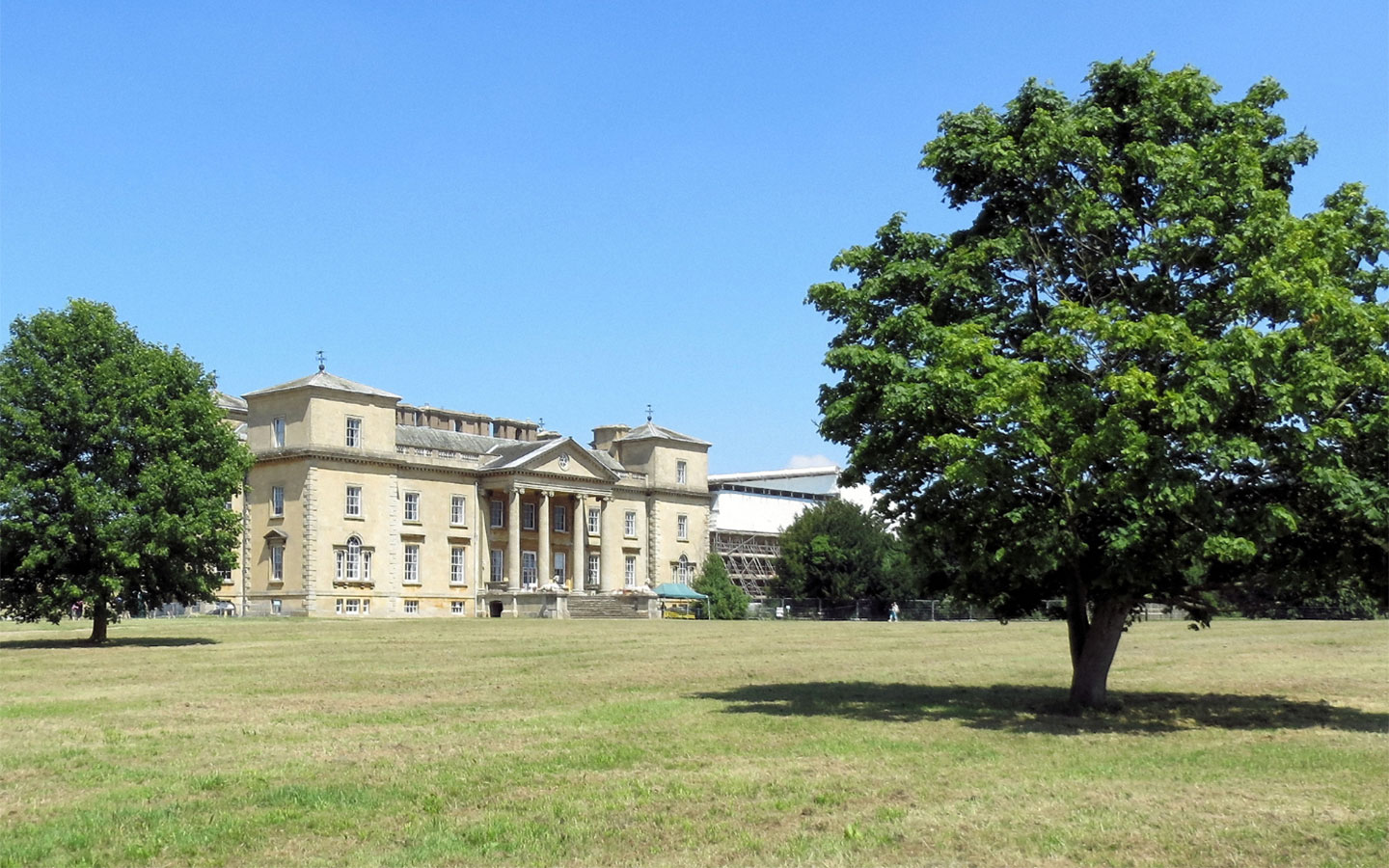 Croome National Trust site in the Cotswolds