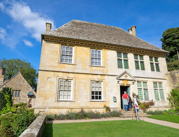Visiting Snowshill Manor in the Cotswolds